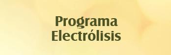 Course Image Programa Electrólisis